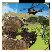 D Day Commando Action icon