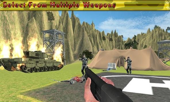 D Day Commando Action screenshot 5