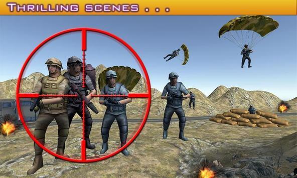 Sniper Swat Assassin Killer apk screenshot