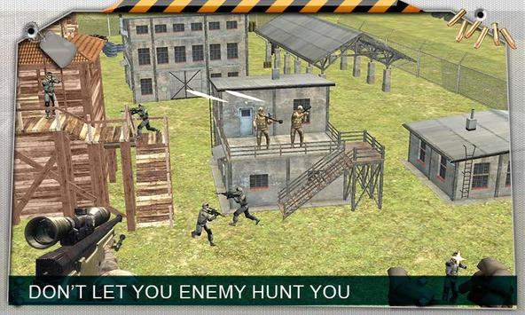 Sniper Shooting Heli Action screenshot 17