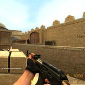 Gun Counter Strike 1.6 icon