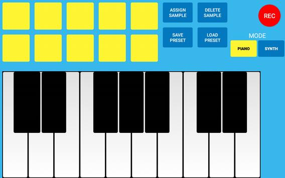 Gene's Keyboard Deluxe apk screenshot