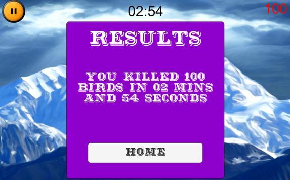 Warbler Hunter 1.0 apk screenshot