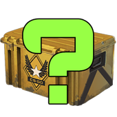 CS:GO Drop icon