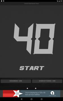 Free CS:GO Bomb Timer apk screenshot