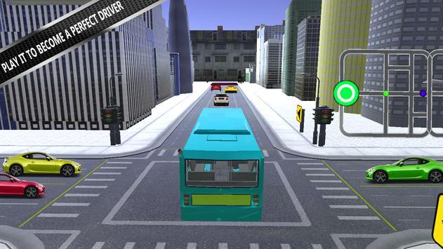 City-Tour Coach Simulator 3D apk screenshot