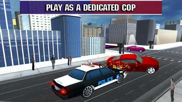 City Police Chase Drive Sim screenshot 7