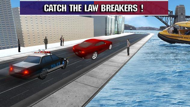 City Police Chase Drive Sim poster