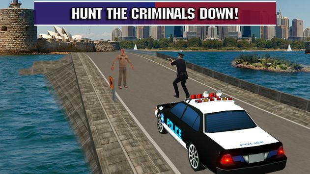City Police Chase Drive Sim screenshot 11