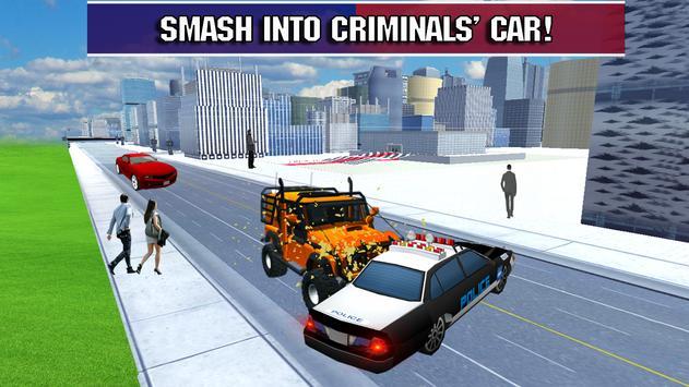 City Police Chase Drive Sim screenshot 3