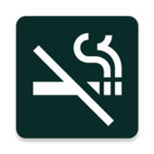 smoke less icon