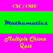 CSEC Math Multiple Choice Quiz icon