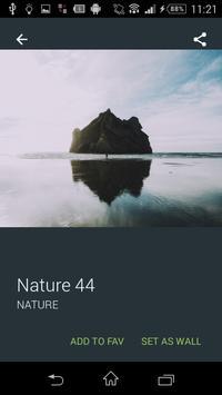 HD Wallpaper App Demo screenshot 1