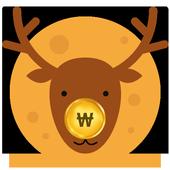 캐시루돌프 - 문화상품권 문상생성기 앱테크 icon