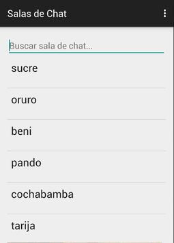 Chat Room HiAll apk screenshot