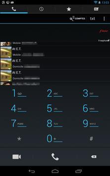 CSipSimple captura de pantalla 6