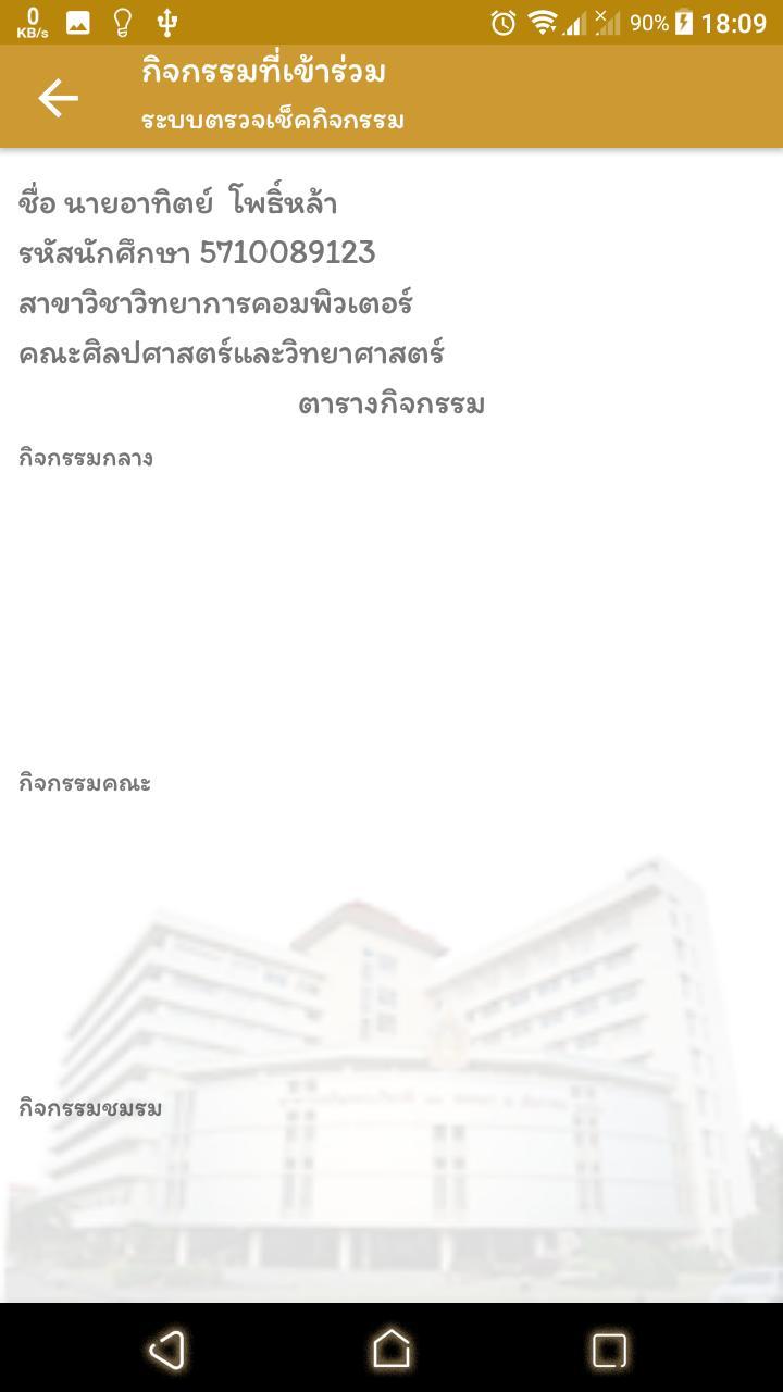 ActivitySSKRU poster