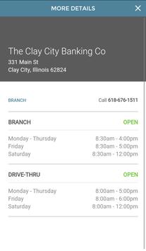 Clay City Banking Co apk screenshot