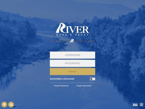 River Bank & Trust apk screenshot