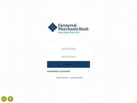 Farmers and Merchants Bank NE screenshot 4