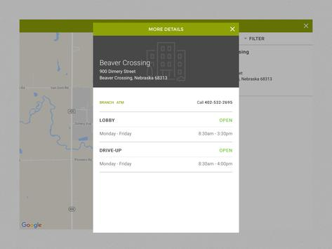 Farmers and Merchants Bank NE screenshot 6