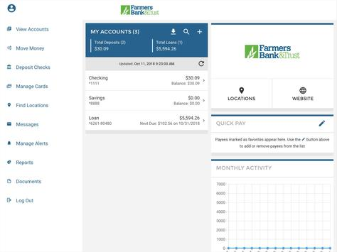 Farmers Bank screenshot 5
