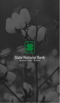 State Nat'l Bank XPressMobile poster