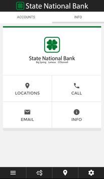 State Nat'l Bank XPressMobile screenshot 2