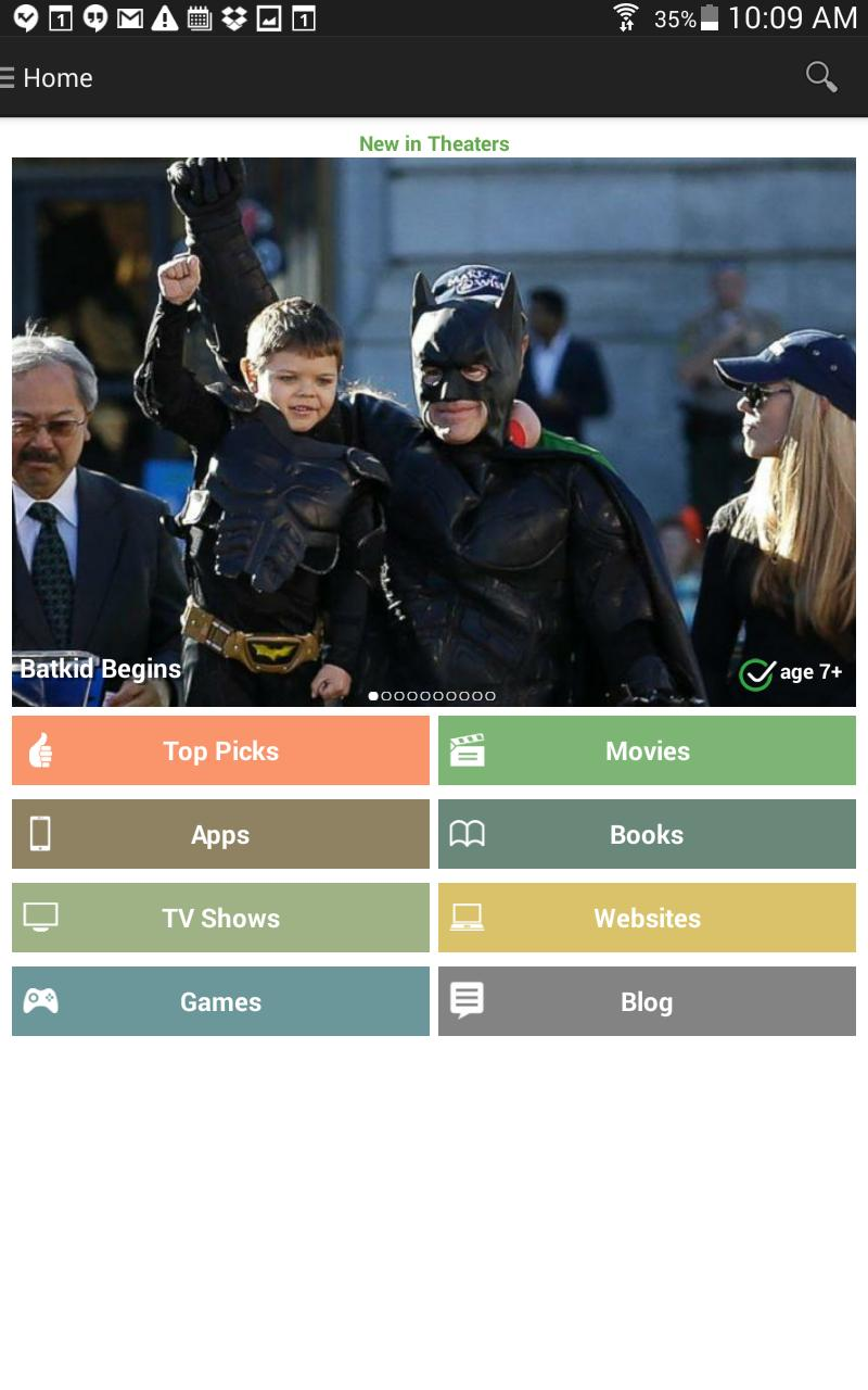 Common Sense Media for Android - APK Download