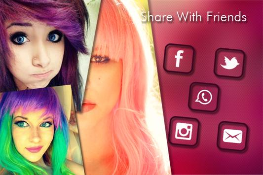 Change Hair And Eye Color APK Download - Free Photography APP for ...