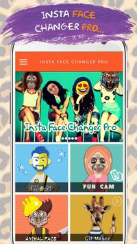 Insta Face Changer Pro poster