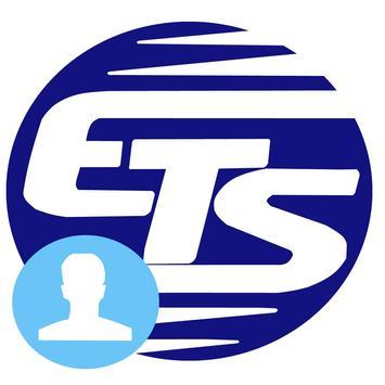 Shuttle Tracker ETS poster