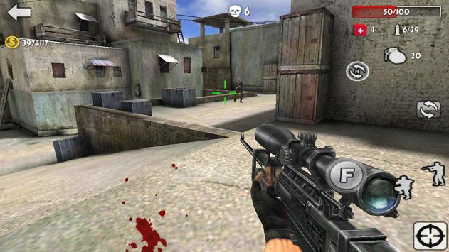 Gun Strike 3D screenshot 1