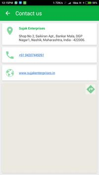 Sujak Enterprises apk screenshot
