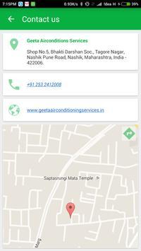 Geeta AC Services screenshot 6