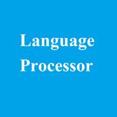 Language Processor icon