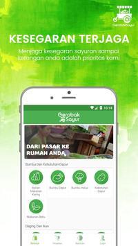 Gerobaksayur screenshot 1