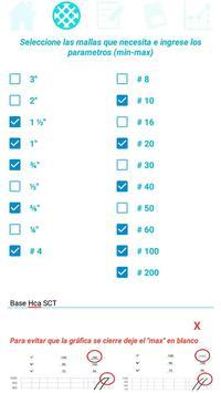 Sieve test screenshot 3