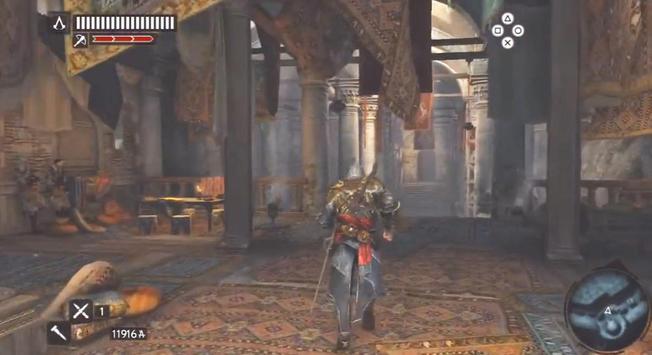 Guide Assassin Creed Revelation screenshot 2