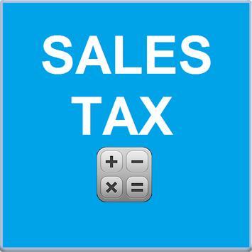 CA Sales Tax poster