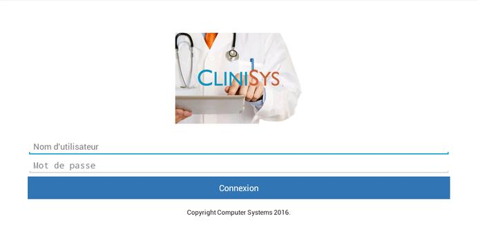 Clinisys Essalama apk screenshot