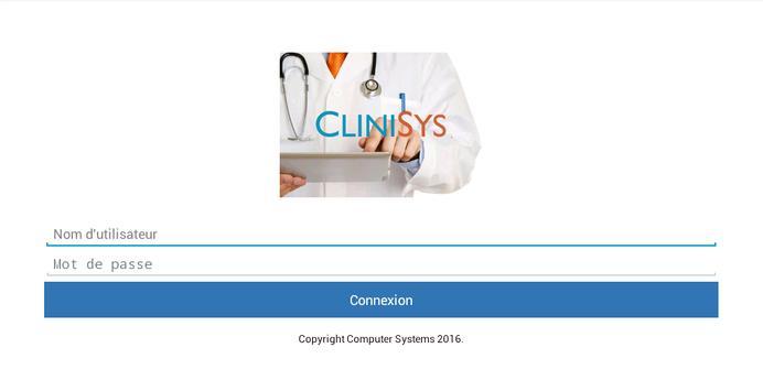 Clinisys Myron apk screenshot