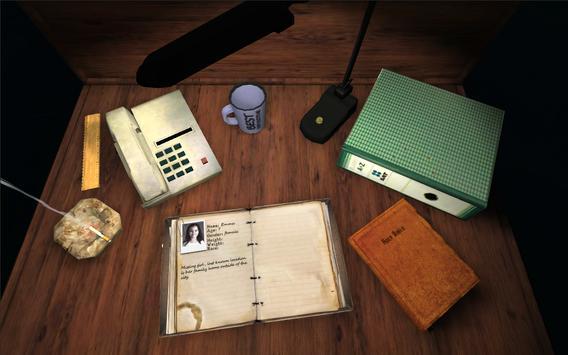 Horror escape: 3D Detective screenshot 13
