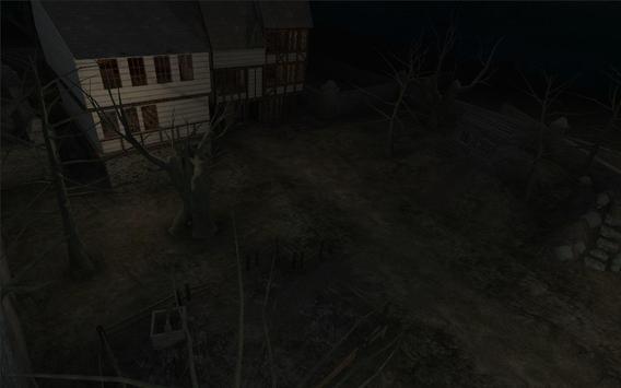 Horror escape: 3D Detective screenshot 14