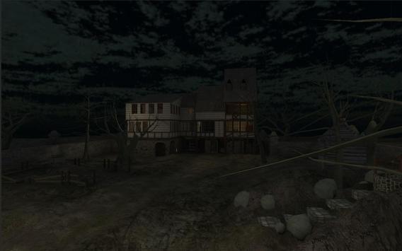 Horror escape: 3D Detective screenshot 8