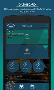 D2Brain Automation System apk screenshot
