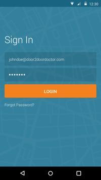 Door2Door Doctor - Partner apk screenshot