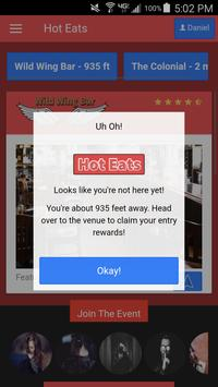 Hot Eats apk screenshot
