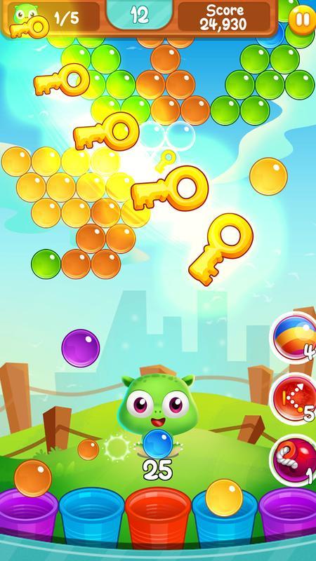 Juegos Gratis Burbujas Locas For Android Apk Download