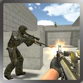 SWAT Counter Terrorist Shoot icon